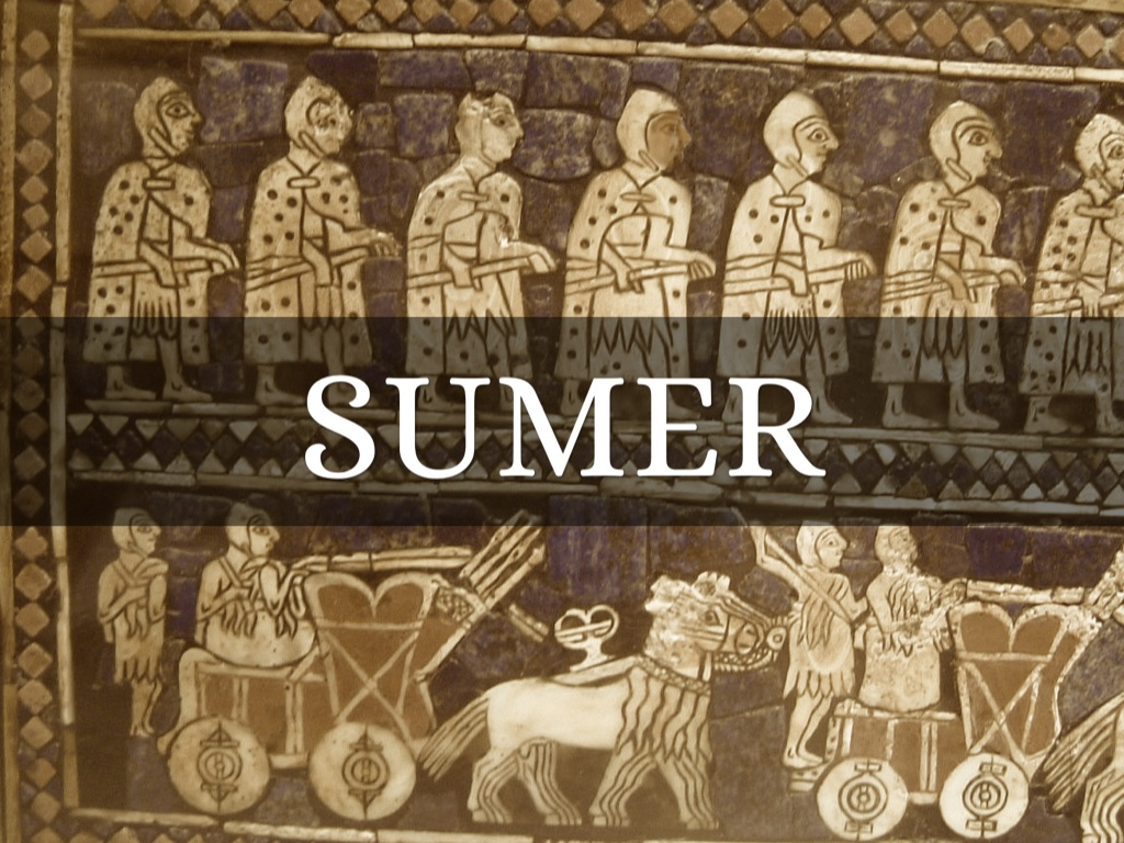 an analysis of the sumerian civilization Learning about ancient mesopotamian religion and culture located in the tigris-euphrates valley was the land of mesopotamia it was here that the world's first cities were founded between 4000 - 3500 bc by the sumerian people.