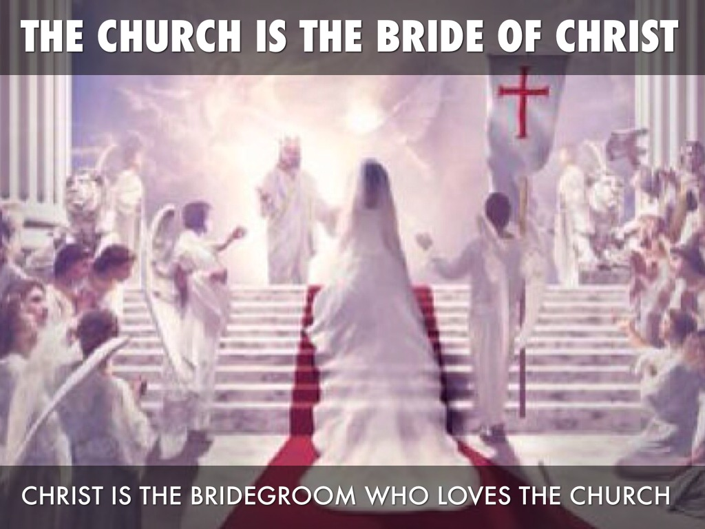 the bride of christ The bride of christ is clearly identified in scripture as new jerusalem, the city of god.