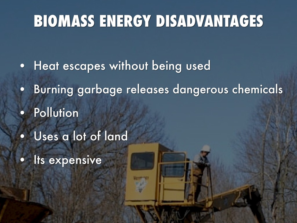 advantages of biomass Biomass advantages and disadvantages are associated with some very  important facts day by day the conventional energy sources like fossil fuels is  reducing.