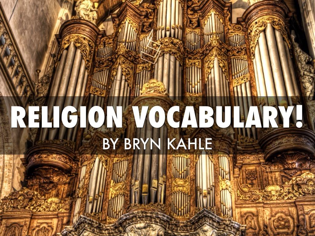 GS Religion Vocab