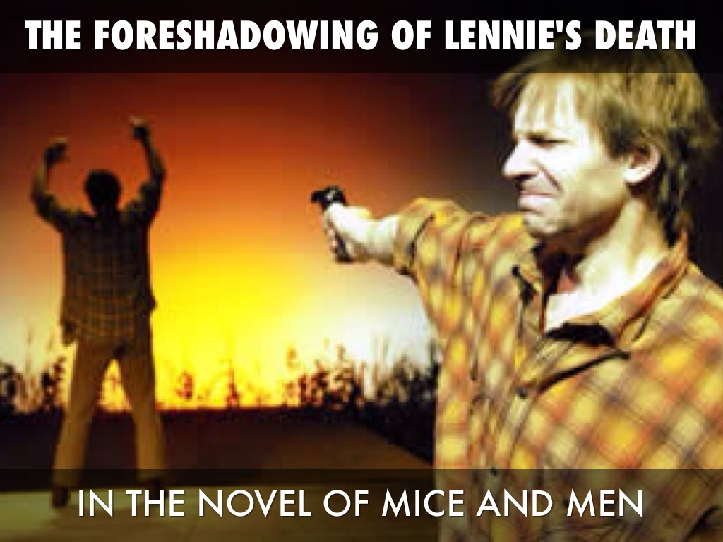 explore the way lennie is presented in of mice and men Explore the ways that relationships are presented in of mice and men steinbeck presents relationships in of mice and men through many different characters.