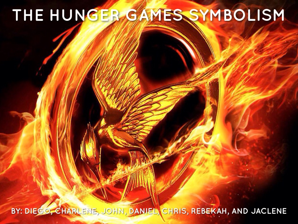 Hunger games symbolism by jaclene nunes the hunger games symbolism buycottarizona Gallery