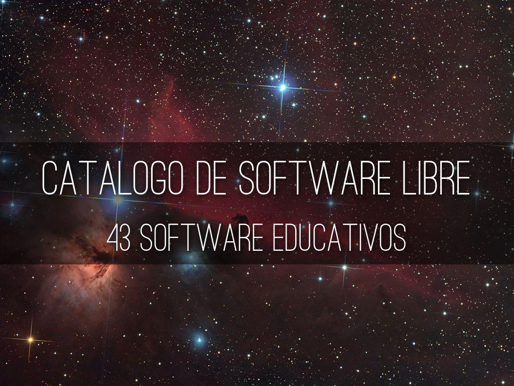 Catalogo de Software Libre by angiedanielacortez