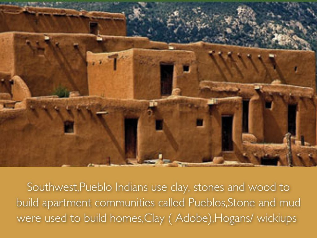 Copy of copy of copy of north west region native for Pueblo home builders