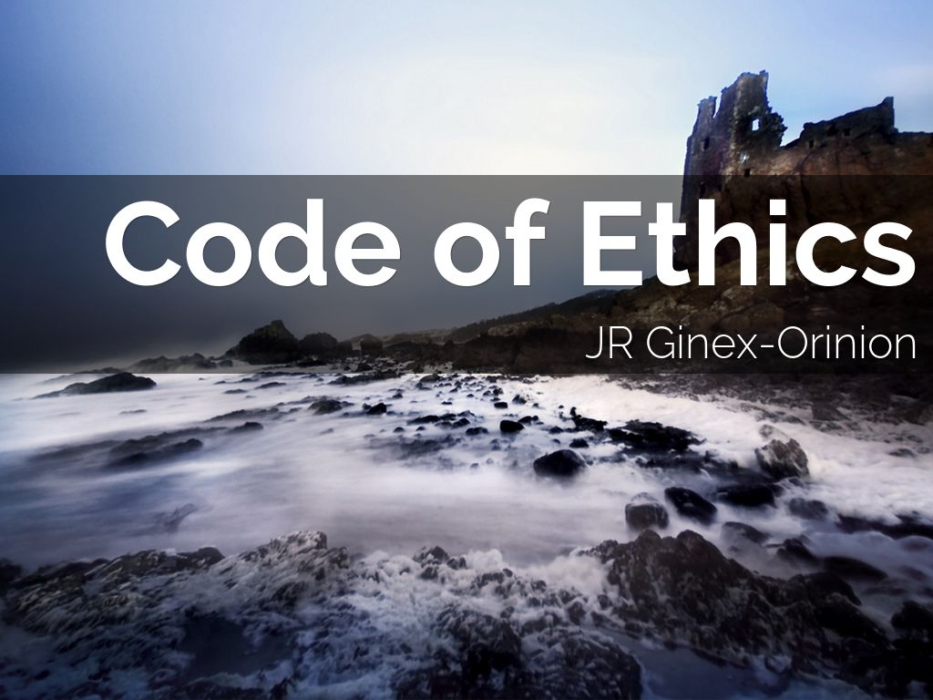 code of ethics Code of ethics this code of ethics is a summary statement of the standards of conduct that define ethical behavior for the massage therapist adherence to the code is a prerequisite for admission to and continued membership in the american massage therapy association (amta.