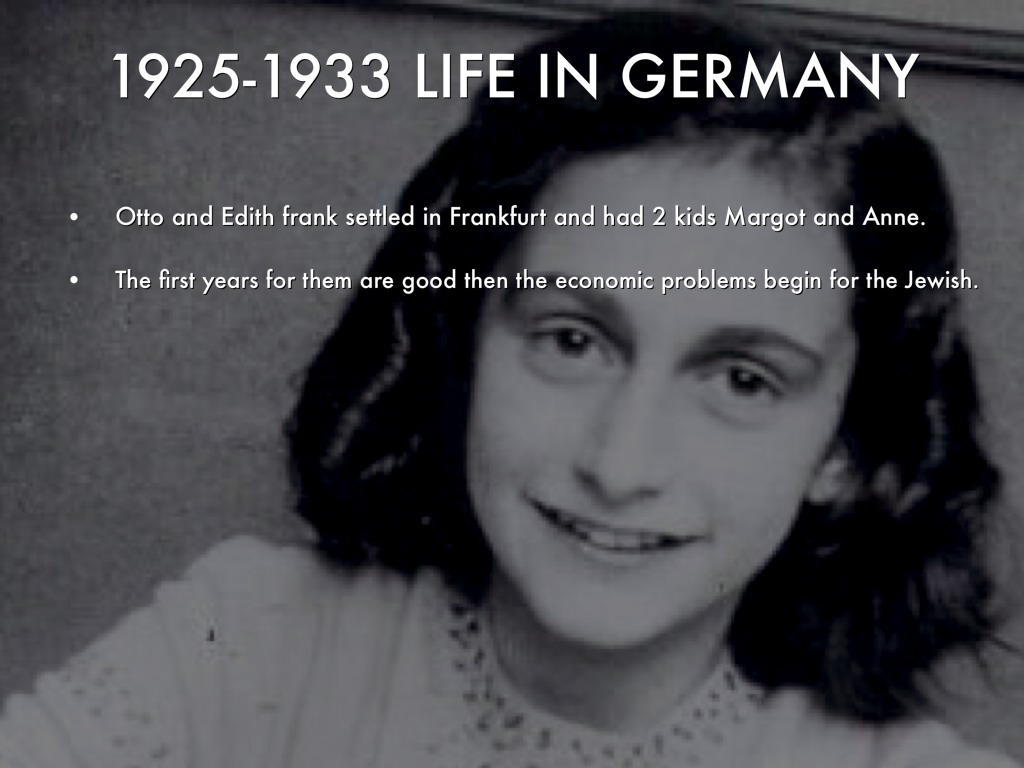 account of the life of anne frank A timely story rediscovered by each new generation, the diary of a  for those who know and love anne frank, the definitive edition is a.
