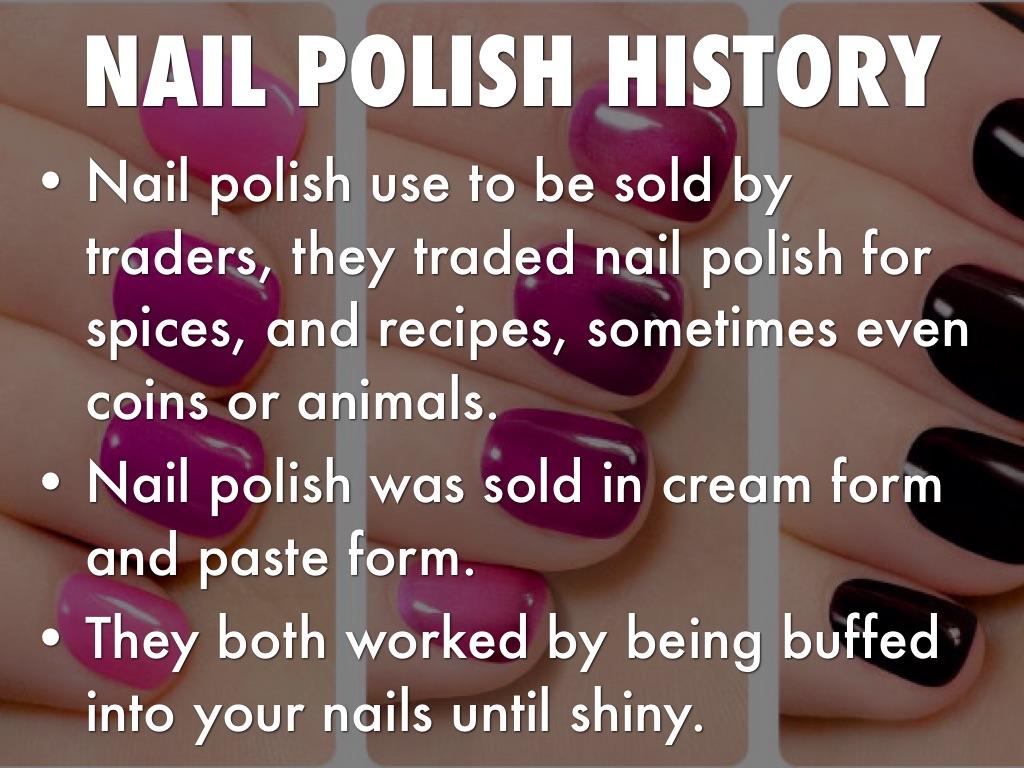 Nail Polish by Daykia Smith