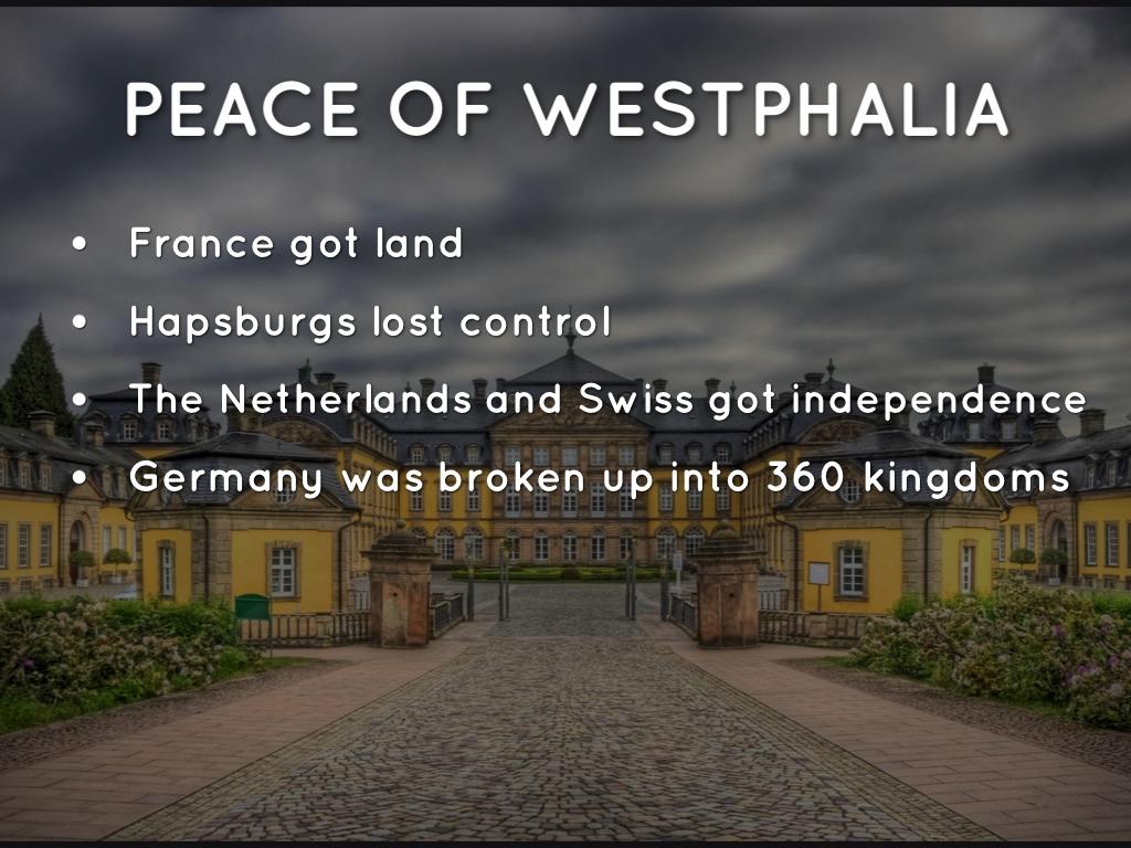 peace of westphalia essay