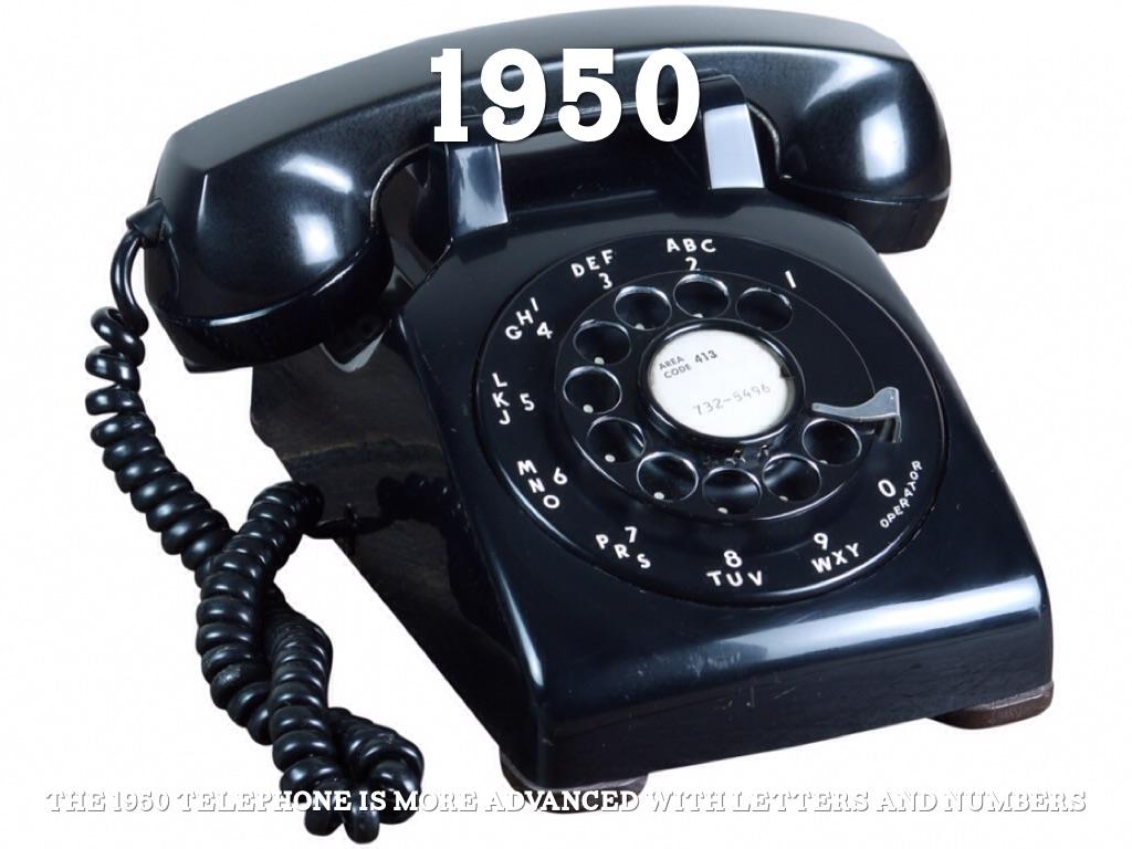Telephone 1950 Telephone 1950 | www.i...