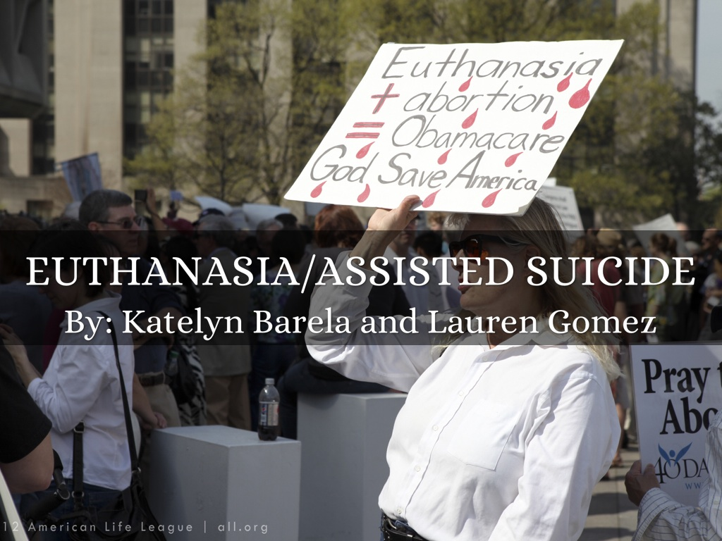 euthanasia and assisted suicide Euthanasia and assisted dying is a controversial issue, with passionate campaigners on each side of the argument.