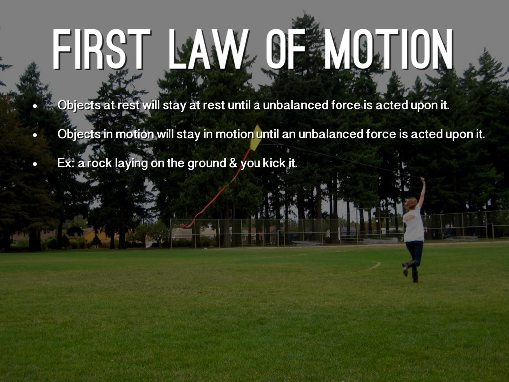 laws of motions Read about newton's 3 laws discovered by english mathematician, astronomer and physicist sir isaac newton and newton's laws of motion examples @byju's.