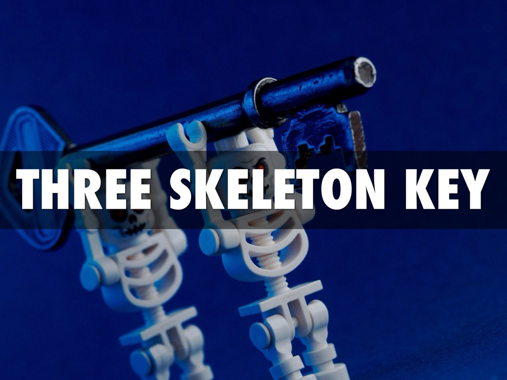 Three skeleton key by lnetzel20 presentation outline ccuart Choice Image