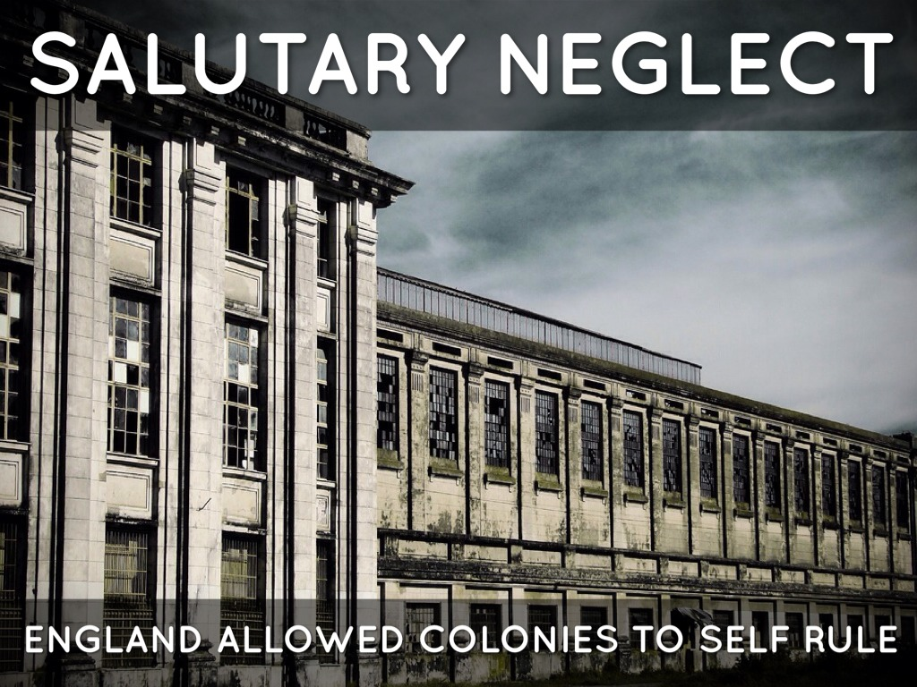salutary neglect religion My town tutors is a website that connects parents with teachers who tutor if you are a teacher who tutors, for a limited time, you can register for using promo code: usteachers.