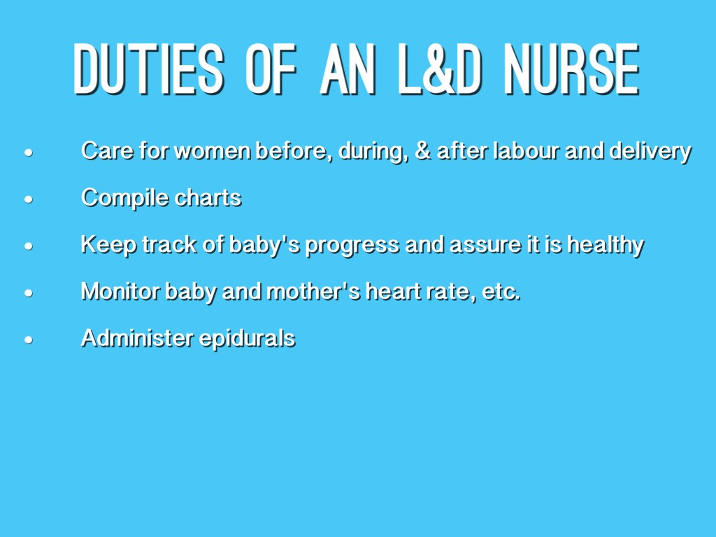 labour and delivery nurse by ayla black