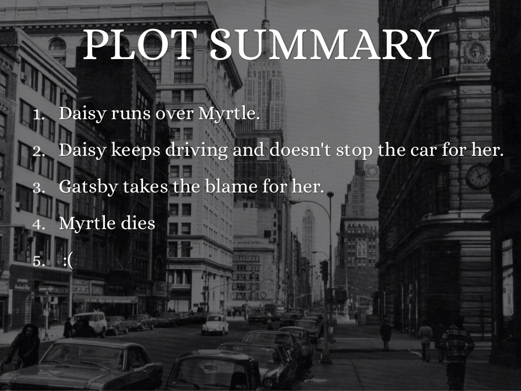 the plot summary of the great gatsby The great gatsby (2013) on imdb: plot summary, synopsis, and more.