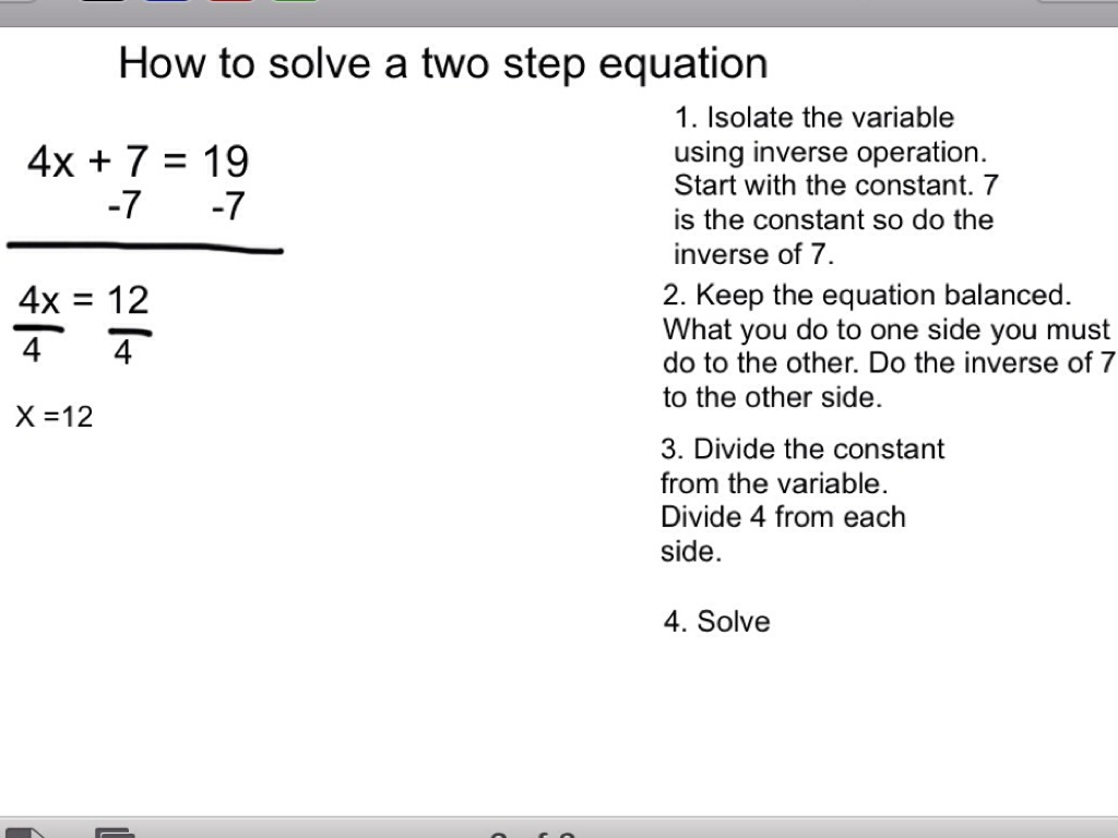 Uncategorized Solve Two Step Equations Worksheet 2 step equations worksheets with answers solving two equation talkchannels worksheet answers