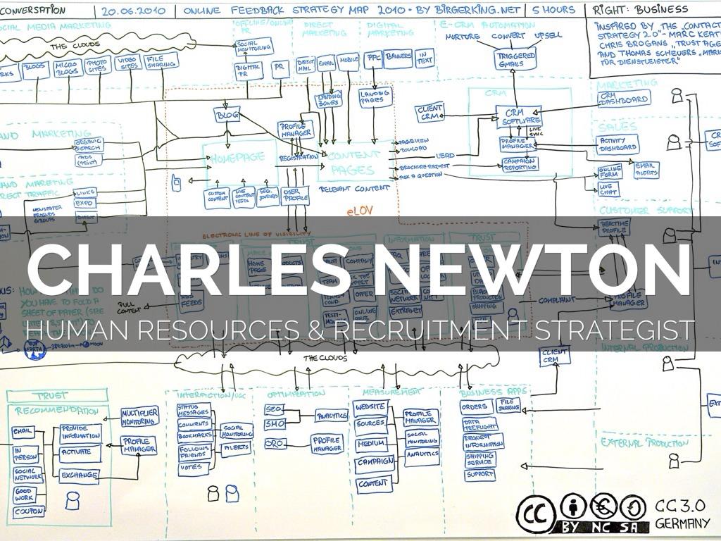 Charles Newton: HR & Recruiting Strategist