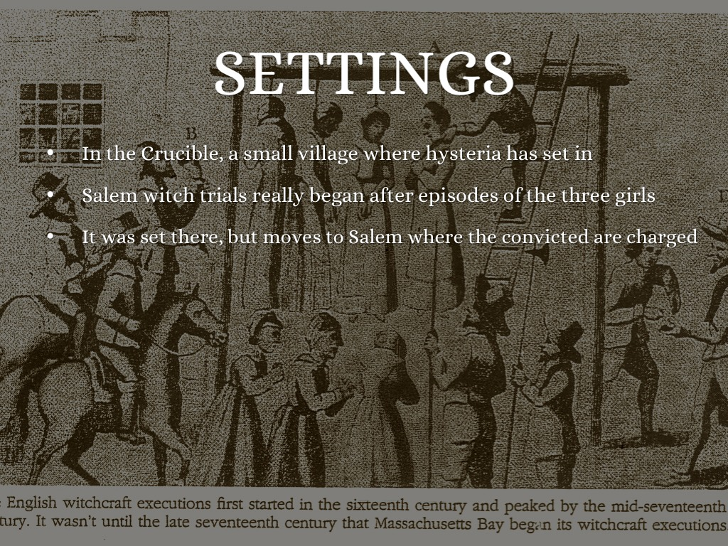 the events that led to the chaotic witch trials of salem Find and save ideas about salem witch trials on  salem witch trials fuck yes salem witch tattoo  that would be  the salem witchcraft hysteria - events,.