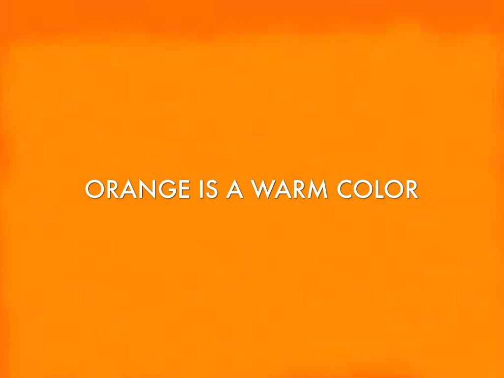 100 warm orange color autumn background in red