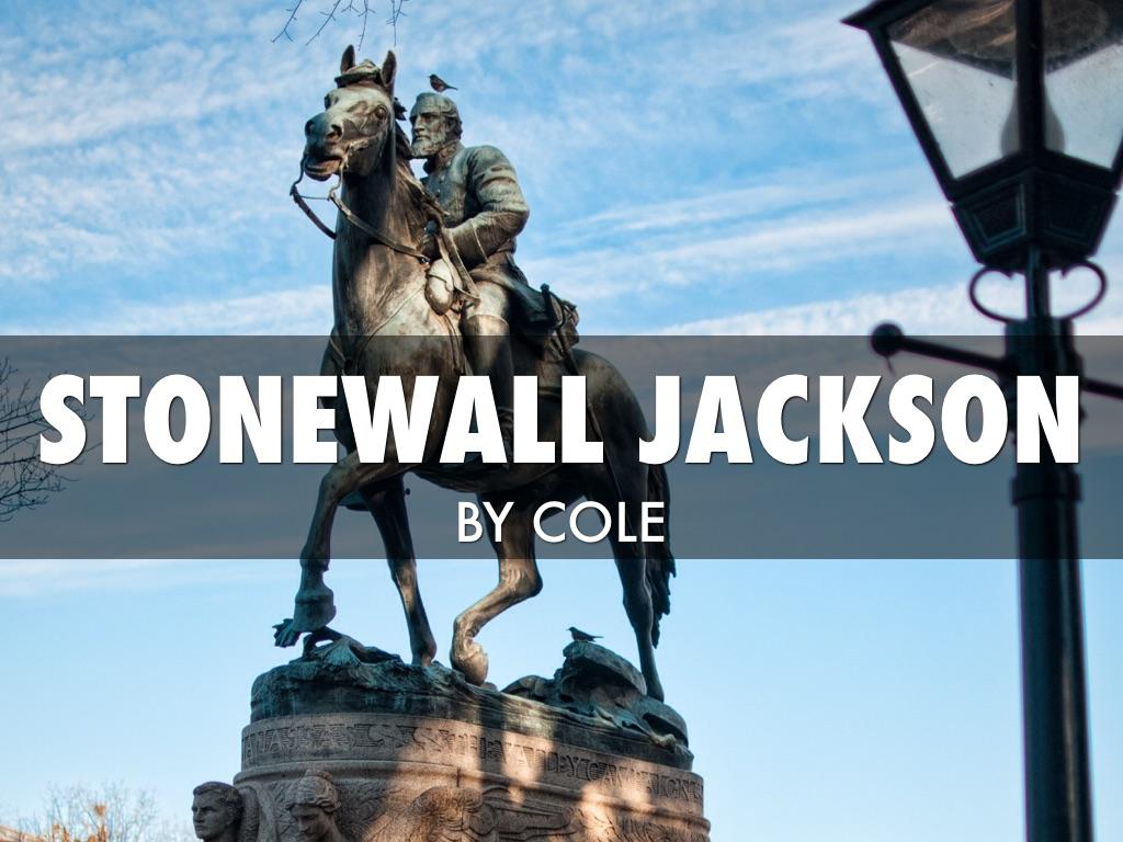 Stonwall Jackson