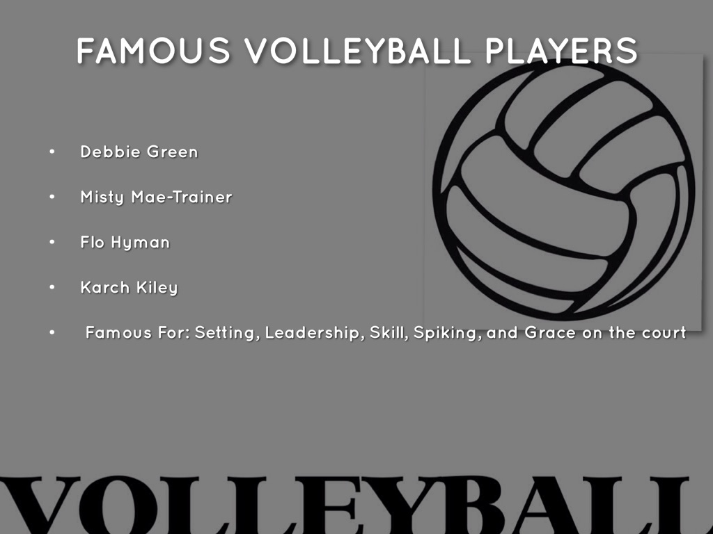 The History Of Volleyball By Harmony Sample