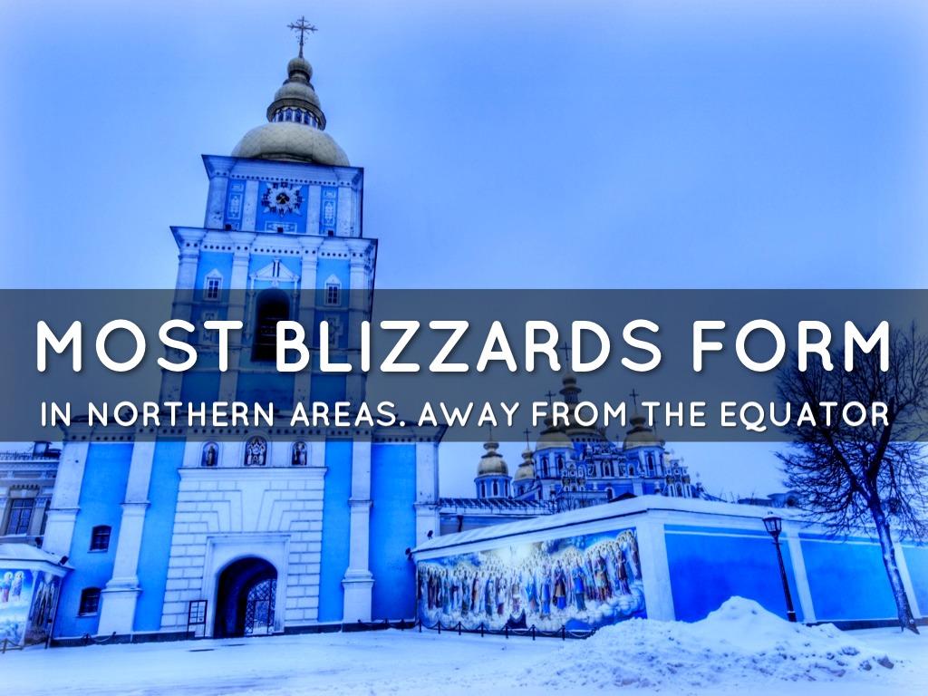 Blizzard by Steve Moser