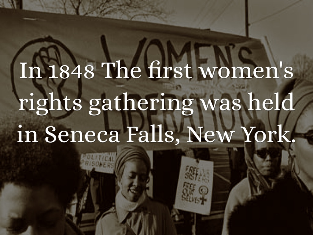 women's rights movement Women's rights essay  the women's rights movement changed society into what we know today they have allowed canadian women to obtain a certain formal equality.