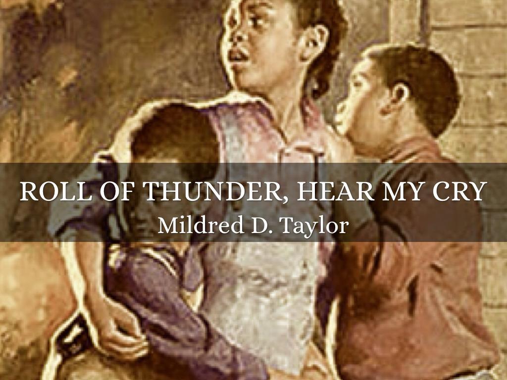 cry essay hear question roll thunder