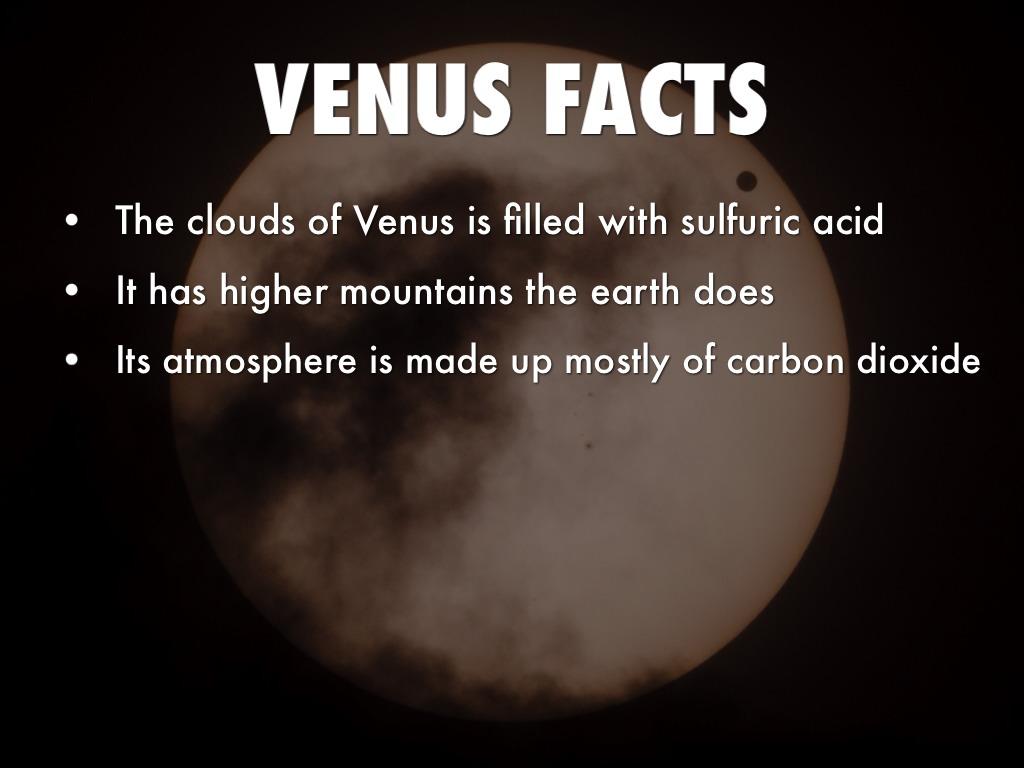 venus atmosphere facts - HD1024×768