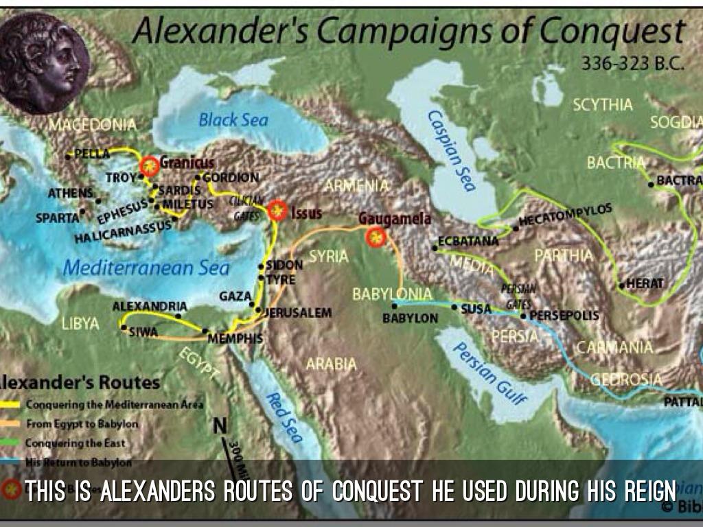alexanders empire essay