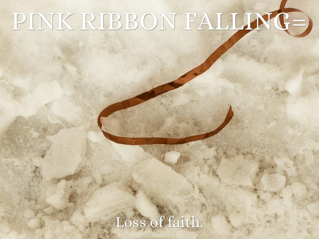 Young Goodman Brown Pink Ribbon Symbolism Research Paper Academic