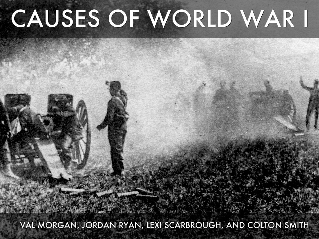 4 indirect causes of world war Historical context: the global effect of world war i  of european colonialism  can also be traced, at least indirectly, to the first world war  politically, it  resulted in the downfall of four monarchies--in russia in 1917, in austria- hungary and.