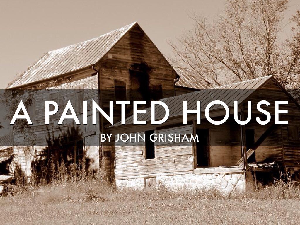 A Painted House By Stacymmay