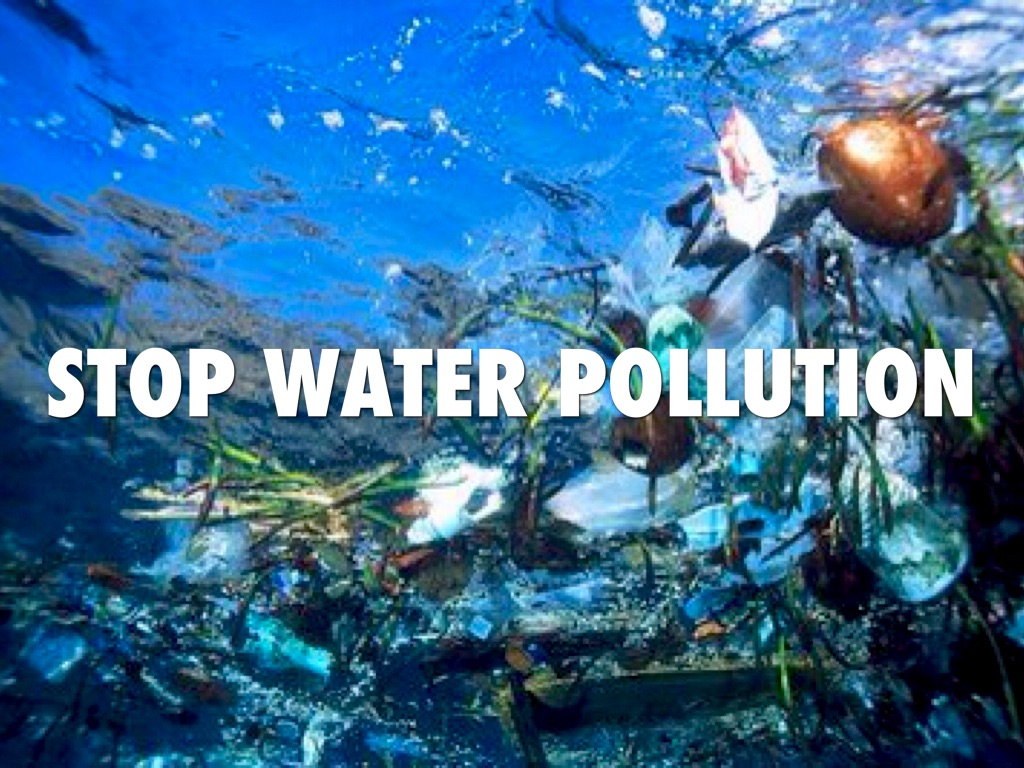Stop Water Pollution by Yasmin Sanchz
