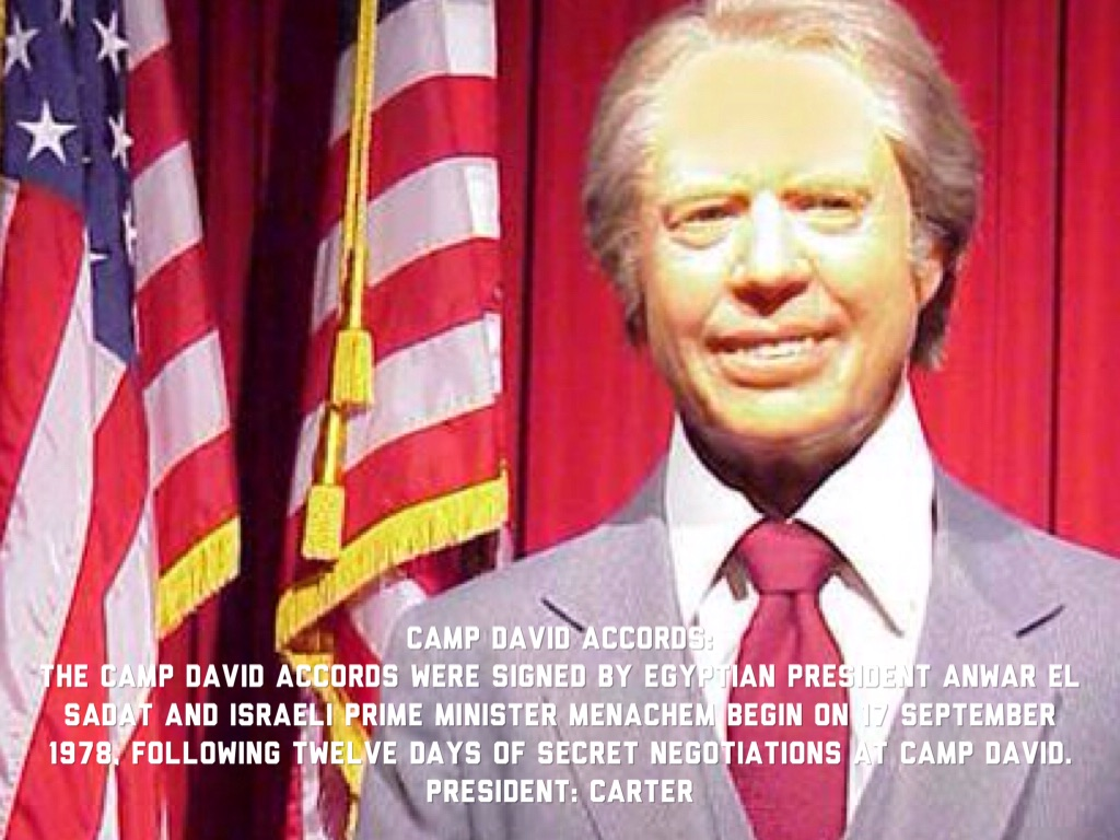 an analysis of the camp david accord and the solution for the conflict Yilmaz, ismail, a historical analysis of the failures of camp david 2000 summit master of science (criminal justice), august 2005, 106 pp, references, 84 titles.