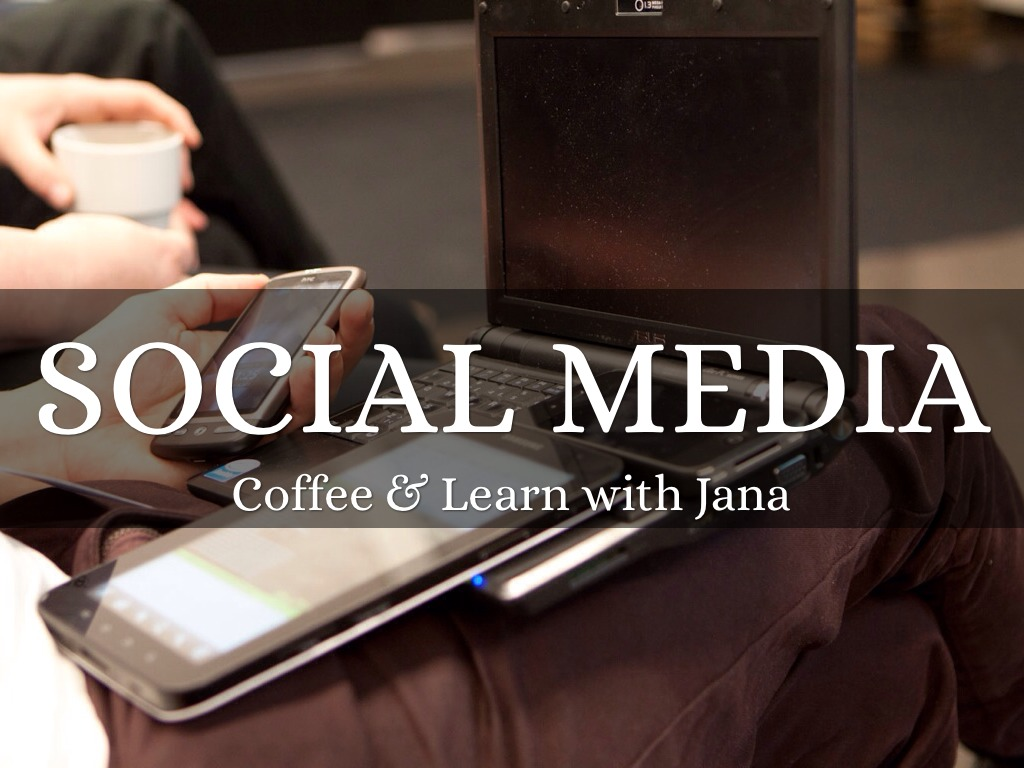 Social Media With Jana