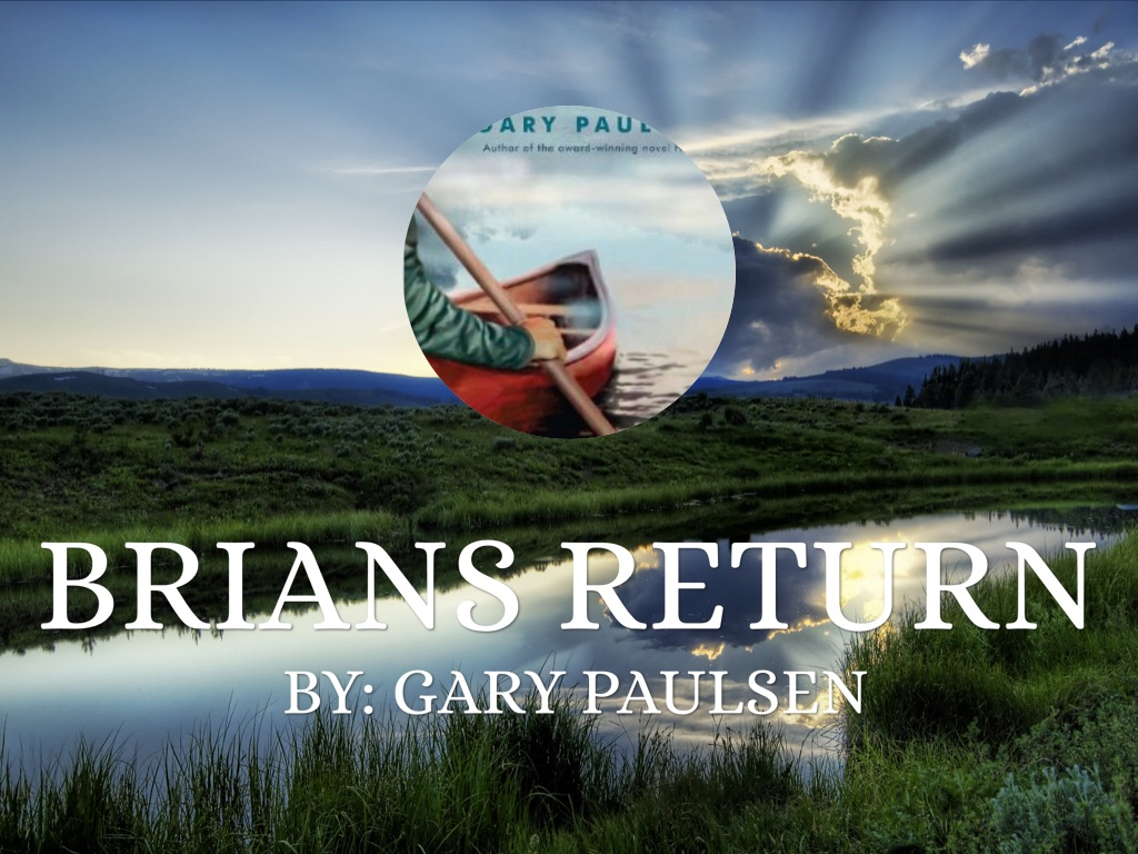 brians return Written by gary paulsen, narrated by peter coyote download the app and start listening to brian's return today - free with a 30 day trial keep your audiobook.