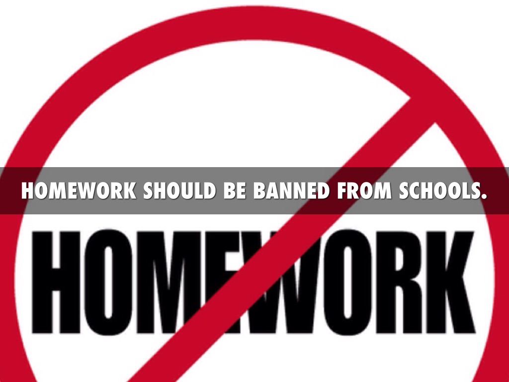 homework should not be banned essay Homework should not be banned september 16  achebe essays ancient greece homework agriculture facts rodi wheels airline 5 clinchers in essays order of .