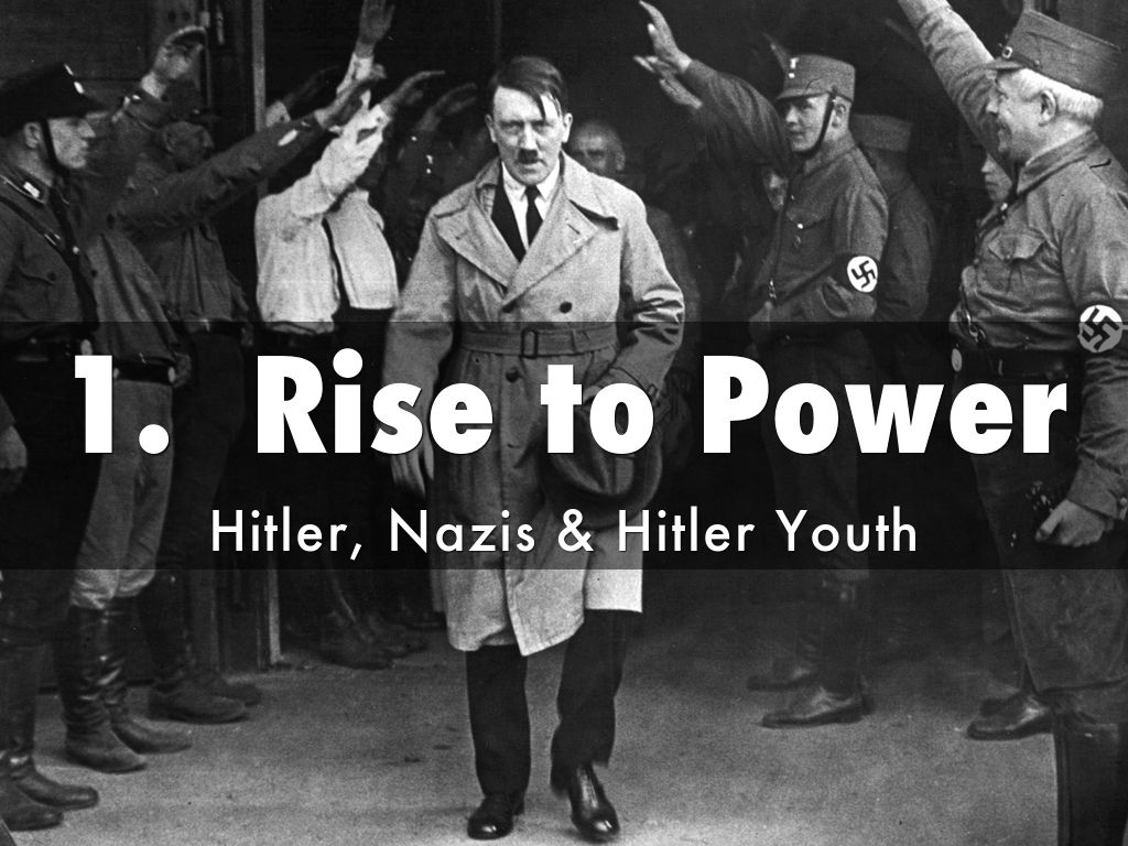 rise to power hitler