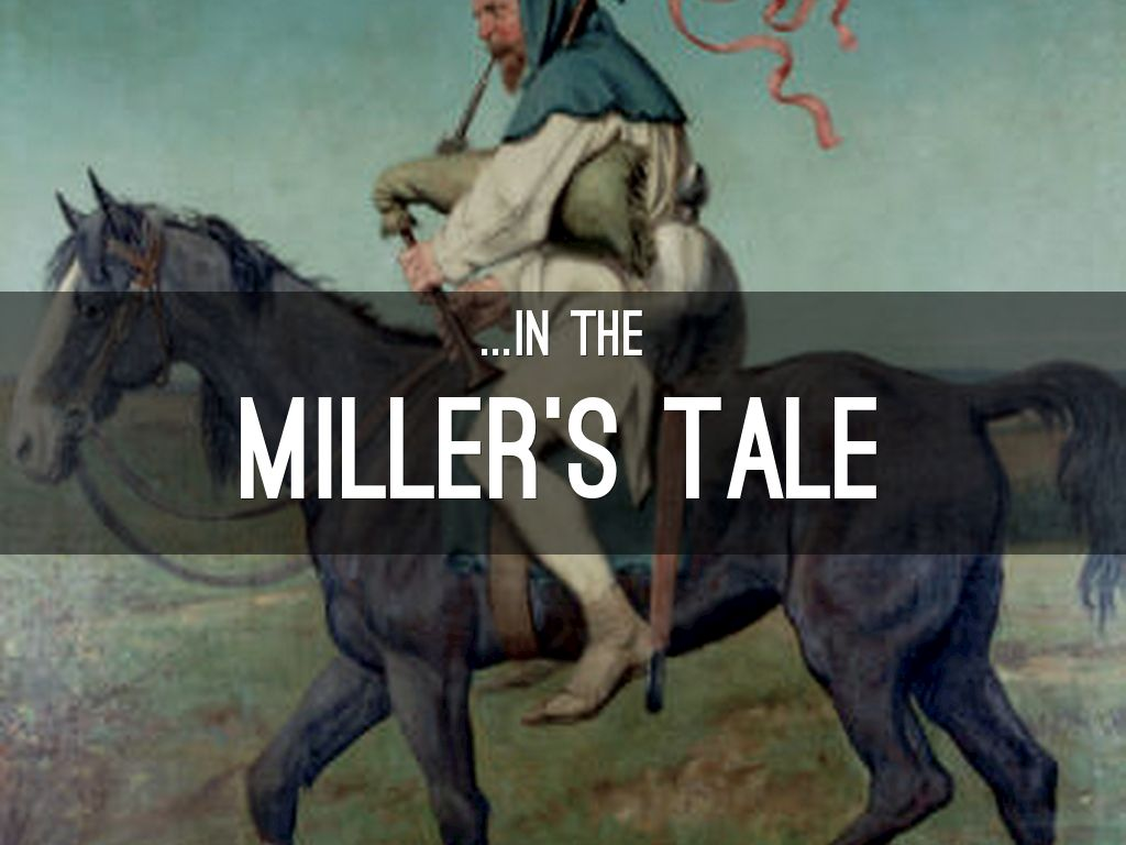 millers tale The miller's tale  heere bigynneth the millere his tale here begins the miller's tale 3187 whilom ther was dwellynge at oxenford there was once dwelling at oxford.