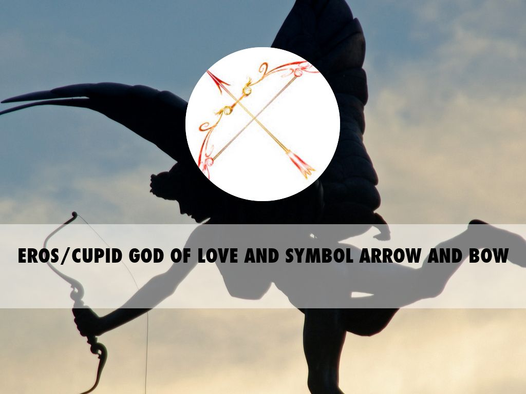 God and goddess by arleth hernandez eroscupid god of love and symbol arrow and bow biocorpaavc Images