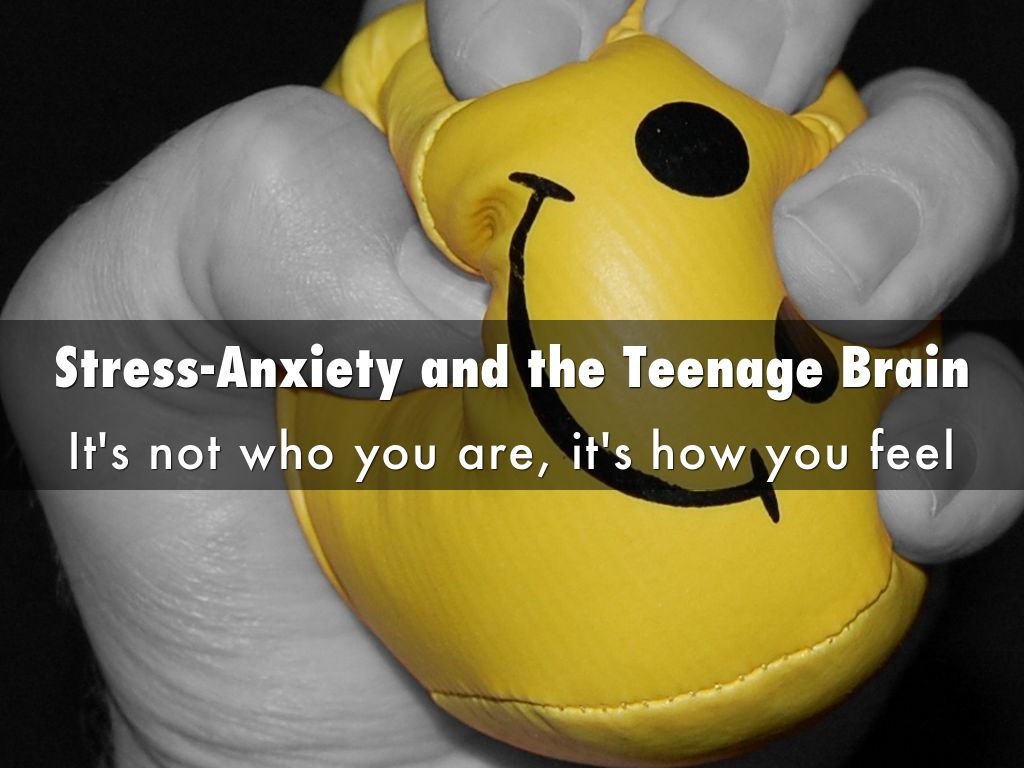 Adolescent Stress & Anxiety