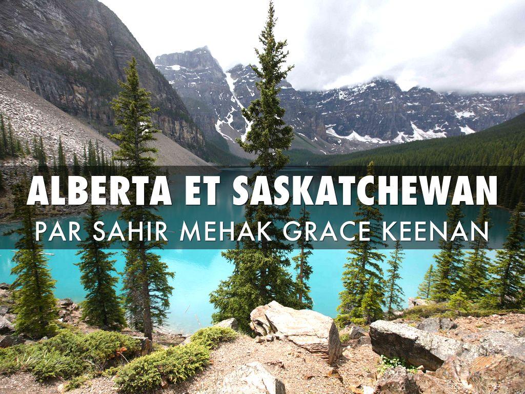Alberta et Saskatchewan