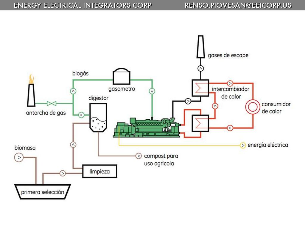 Biogas Latin America by P&L International Trading