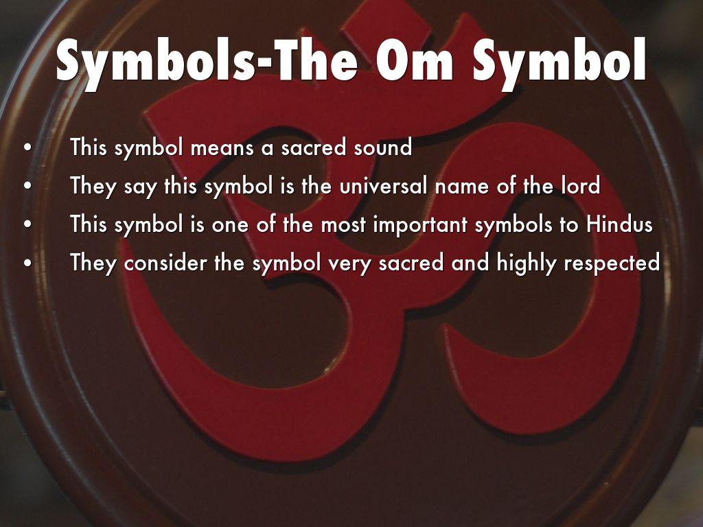 Hinduism by kate stafford symbols the om symbol izmirmasajfo