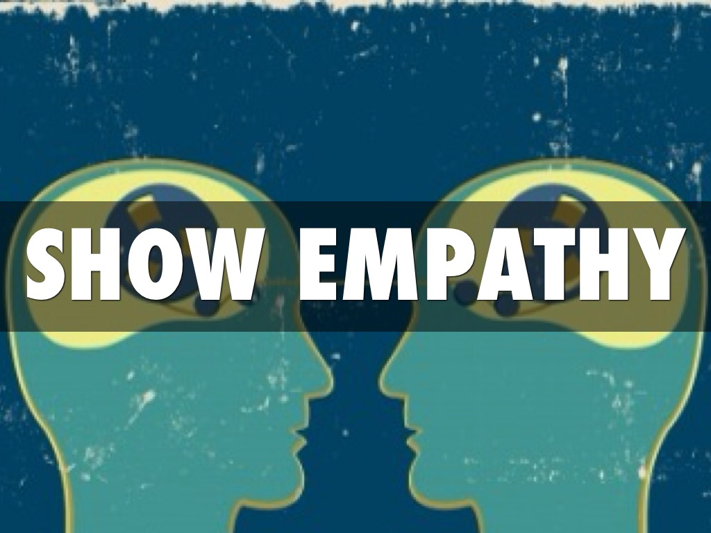 how to show empathy Find and save ideas about how to show empathy on pinterest | see more ideas about how to show respect, how to show love and how to like yourself.