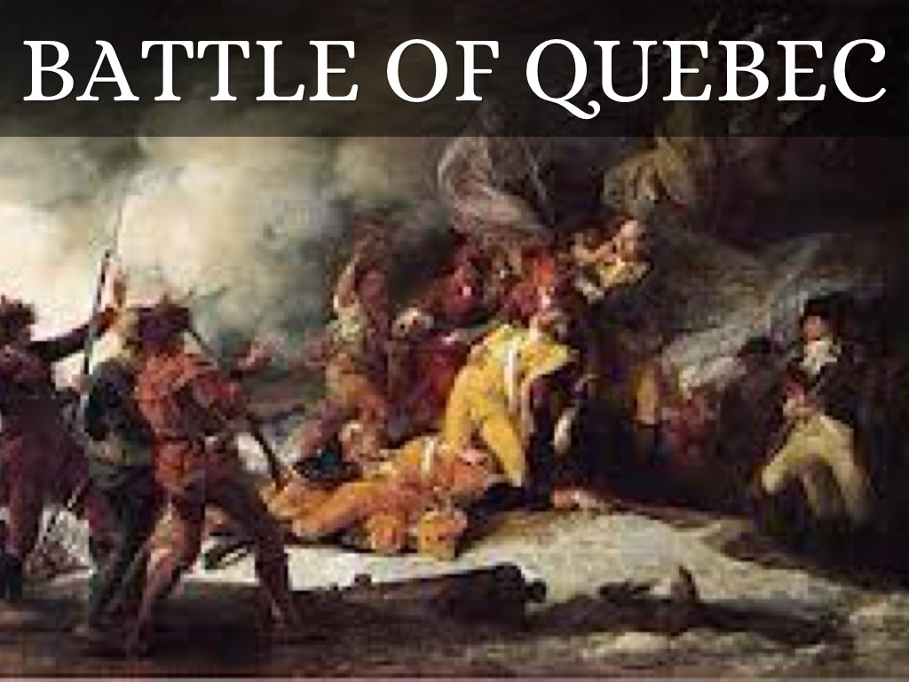 battle of quebec The battle of quebec in 1759 was a very important victory for the british it took place in the middle of the french and indian war which went on for seven years.