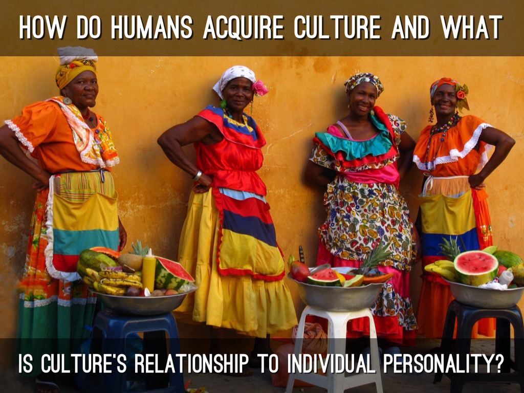 culture and personality This lesson is going to go over the many ways that culture, religion, and ethnicity interplay with someone's personality among other things.