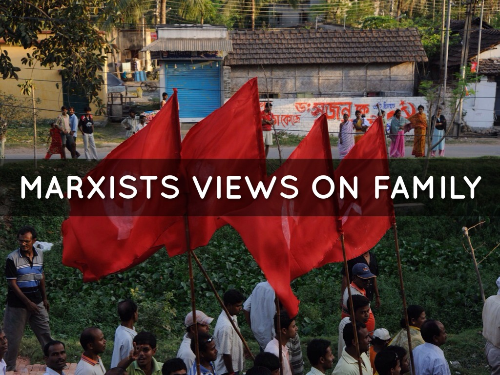 Copy of Marxists Views On Family
