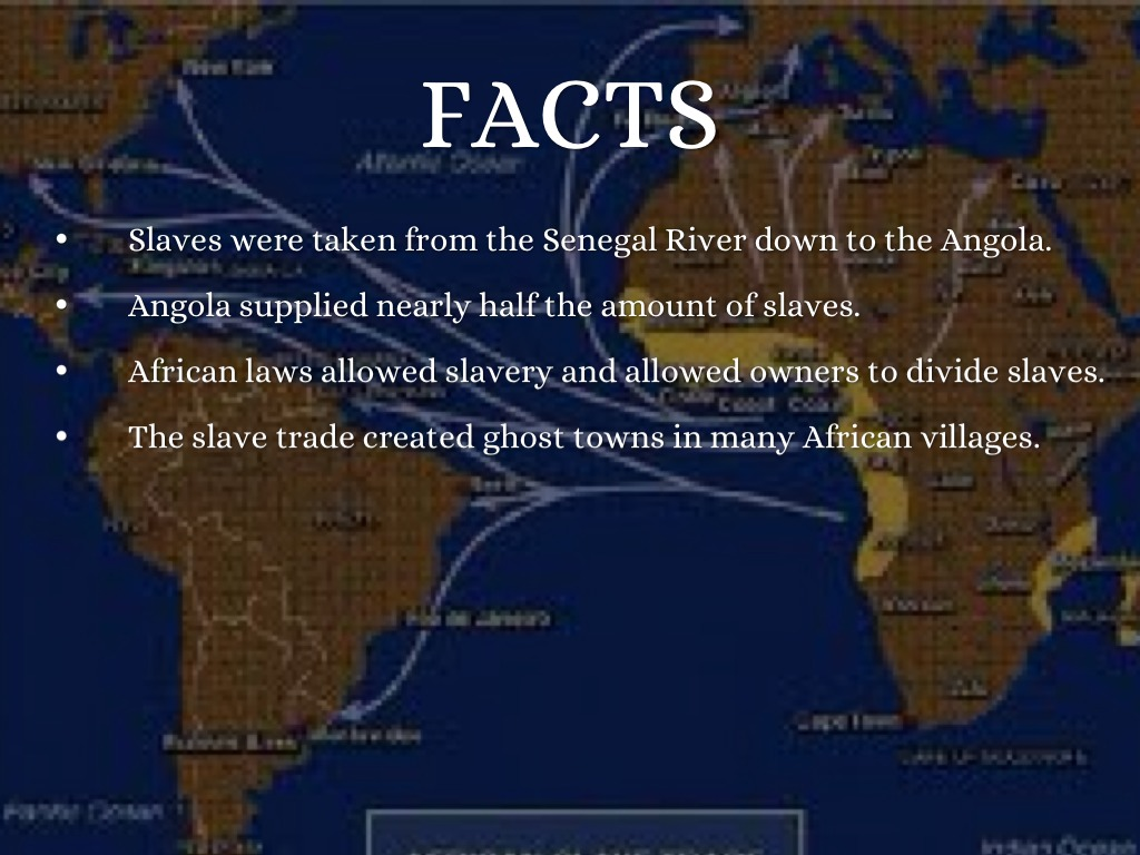 Africa and the Transatlantic Slave Trade
